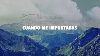 Banda Los Recoditos - Cuando Me Importabas