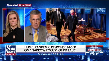 Gutfeld on Dr. Fauci's mixed messaging on COVID
