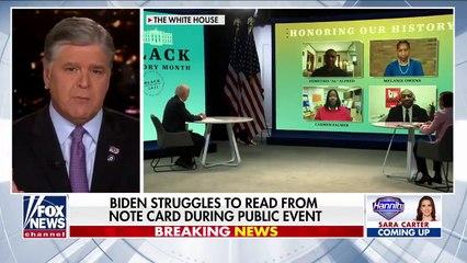 Hannity blasts media's 'polite coverage' on Biden's migrant facilities