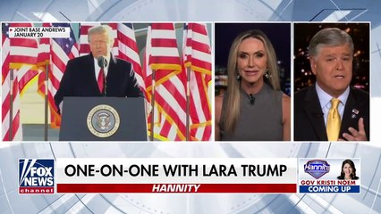 Lara Trump on potential Senate run