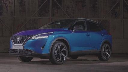 Der neue Nissan Qashqai 2021 - Eleganz und Dynamik im Design
