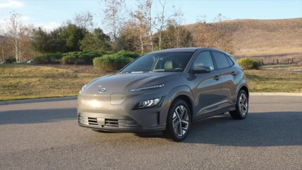 Die Ausstattungen des Hyundai Kona Elektro im Detail