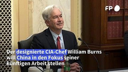 """Künftiger CIA-Chef: """"China ausstechen"""" größte Aufgabe"""
