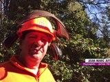 Le Bessat : Un jardin remarquable en travaux - Reportage TL7 - TL7, Télévision loire 7