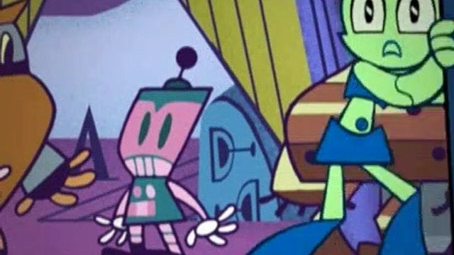 My Life as a Teenage Robot Season 2 Episode 9 Escape from Cluster Prime Part 2)
