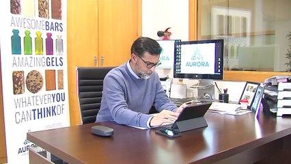Aurora Intelligent Nutrition se convierte en la Pyme del Año en Sevilla
