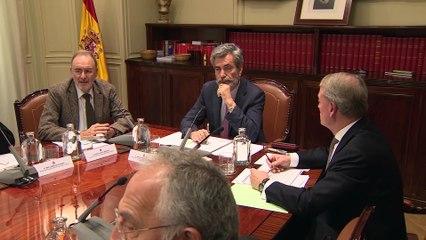 PSOE y PP alcanzan un acuerdo en RTVE y seguirán negociando el CGPJ