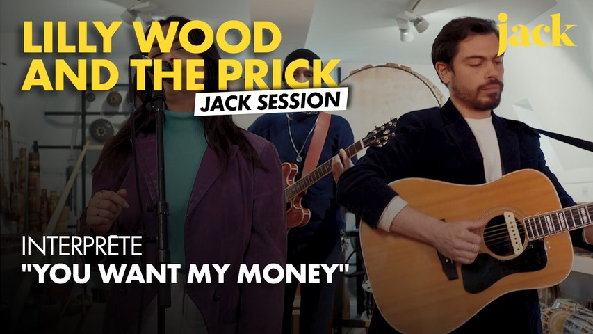 Une Jack Session avec Lilly Wood and the Prick