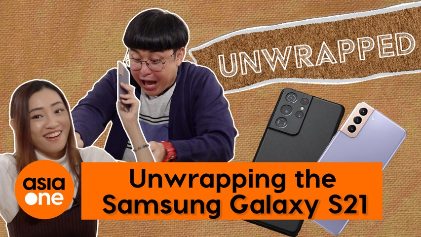 Unwrapped: The Samsung Galaxy S21