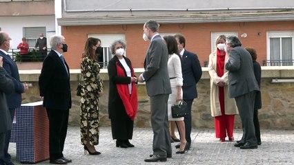 La reina Letizia va a lo seguro y confía en Felipe Varela