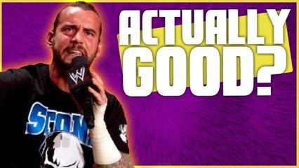 Was CM Punk Actually Good?
