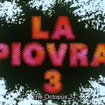 La Piovra: Episode #3.3 - Part 1 ENG SUBS