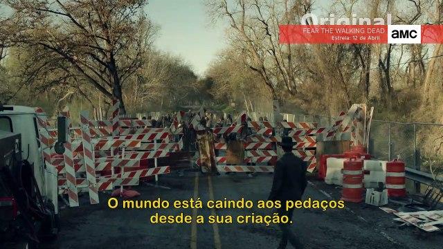 Fear the Walking Dead   Novo Trailer - Temporada 6, parte 2