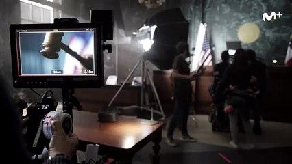 Imágenes del rodaje de 'La fortuna' de Alejandro Amenábar