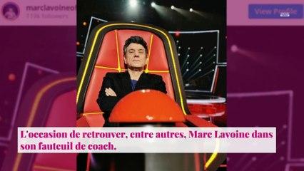 The Voice 2021 Marc Lavoine Le Mystere Autour De Ses Lunettes Enfin Devoile Non Stop People