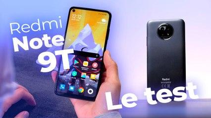Xiaomi Redmi Note 9T : toujours au SOMMET de l'entrée de gamme ?