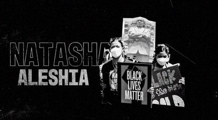 Celebrating Black History Month with Aleshia Ocasio and Natasha Cloud