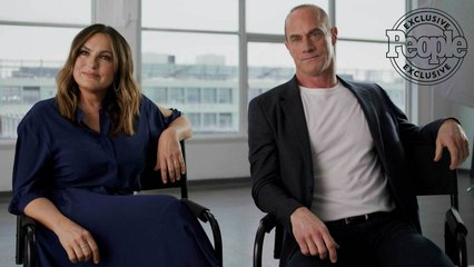 Mariska Hargitay and Christopher Meloni on Their Long-Standing Friendship: 'We Have Each Other's Back'