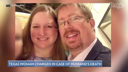 Tx. Wife Who Pleaded on TV for Info About Husband's Killing Is Now Charged in Case