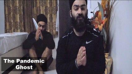 Silent Thriller - Short Film Premiere |Pandemic Ghost | Hindi
