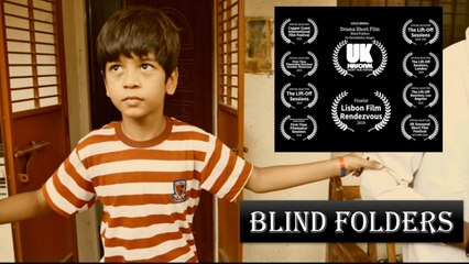 Social Drama - Short Film Premiere|Blind Folders|14 International Awards Winning Short Film | Hindi