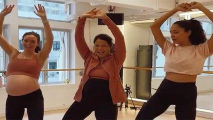 इस Actress ने Pregnancy में किया जबरदस्त Dance; VIRAL VIDEO | Boldsky