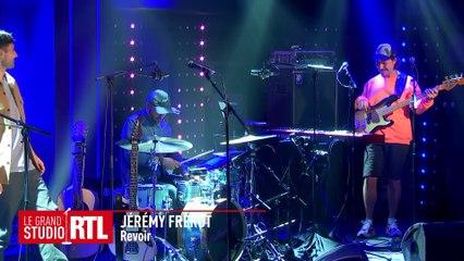 Jérémy Frerot - Revoir (Live) - Le Grand Studio RTL