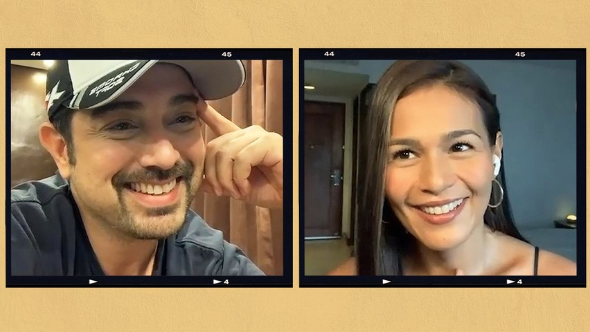 Iza Calzado and Ian Veneracion Answer Adulting Questions from Netizens