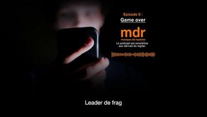 """Podcast """"mdr - manque de repères"""" – Episode 6 : Game Over - Orange"""
