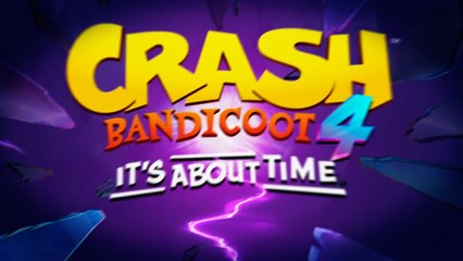Crash Bandicoot 4 - It's About Time - PlayStation 5 Features Trailer