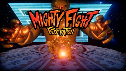 Mighty Fight Federation - Launch PS5 PS4