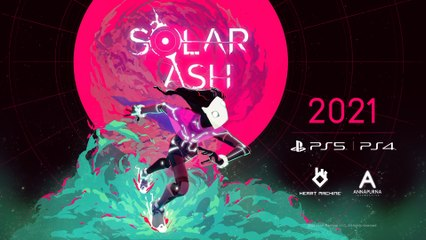 Solar Ash - Gameplay Reveal PS5 PS4