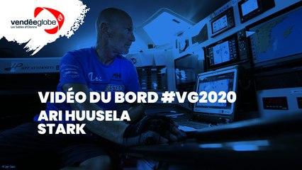 Vidéo du bord - Ari HUUSELA | STARK - 26.02