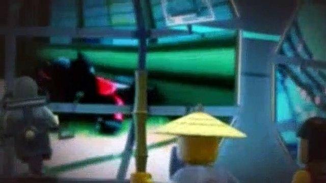 LEGO NinjaGo Masters Of Spinjitzu Season 3 Episode 1 The Surge