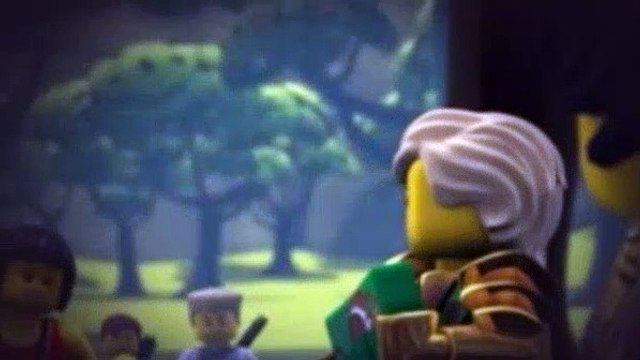 LEGO NinjaGo Masters Of Spinjitzu Season 3 Episode 2 The Art Of The Silent Fist