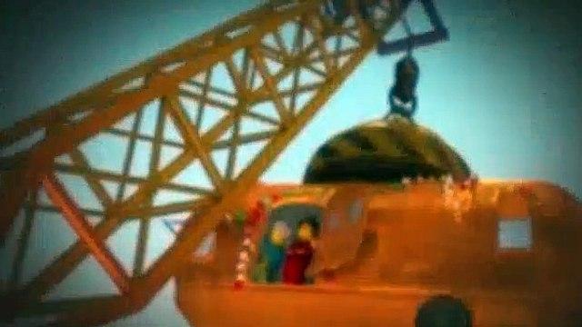 LEGO NinjaGo Masters Of Spinjitzu Season 3 Episode 3 Black Out