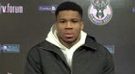 """Bucks - Giannis : """"On sait à quel point il faut se battre pour gagner"""""""
