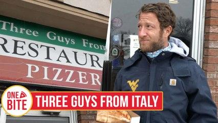 Barstool Pizza Review - Three Guys From Italy (Kenilworth, NJ)