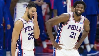 Are Joel Embiid and Ben Simmons the Best NBA Duo Actively Playing?