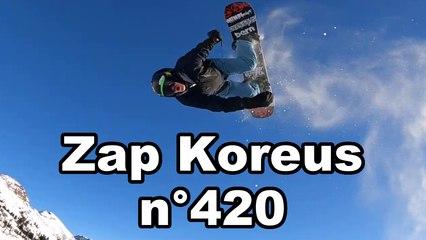 Zap Koreus n°420