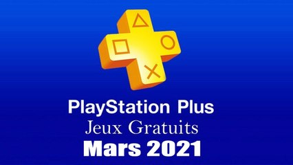Playstation Plus : Les Jeux Gratuits de Mars 2021