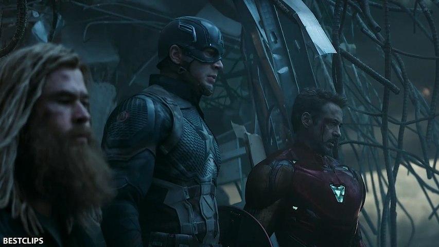 Iron Man, Captain America, Thor -Let's Kill Him Properly This Time- - AVENGERS 4 ENDGAME