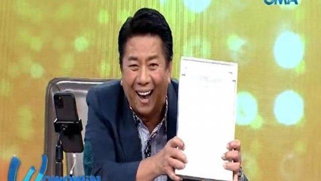 Wowowin: Dalawang probinsyana, nakapag-uwi ng premyo mula sa 'Tutok to Win!'
