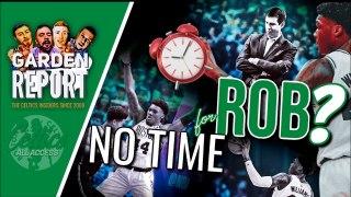 Brad Stevens: Robert Williams Isn't a 30 Minute Player
