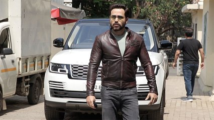 Emraan Hashmi Reacts On Playing A Villain In Salman Khan's Tiger 3