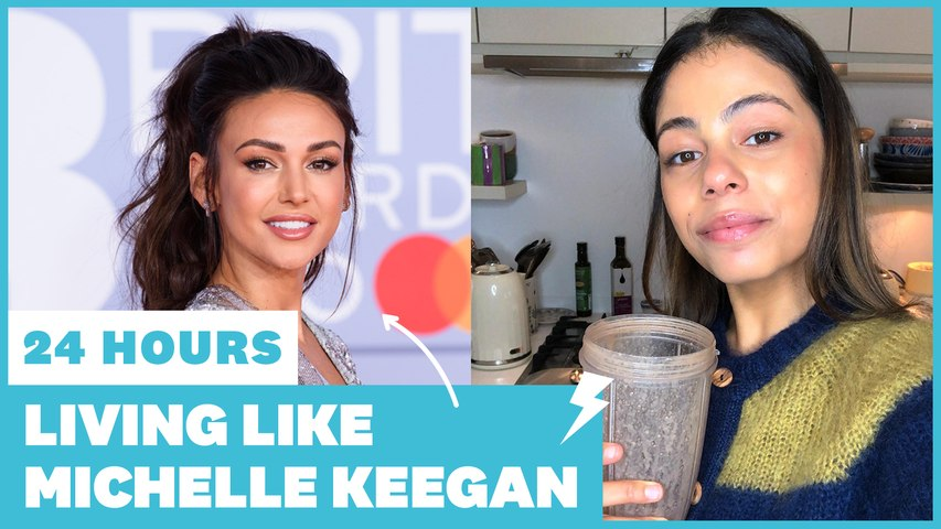 I Lived Like Michelle Keegan For 24 Hours