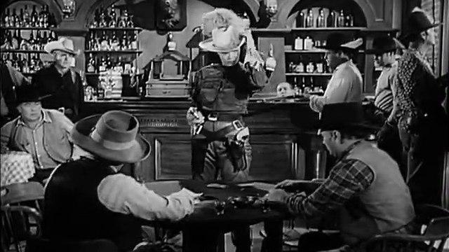 Stories of the Century   Season 1   Episode 1   Belle Starr (1954)   Jim Davis   Mary Castle