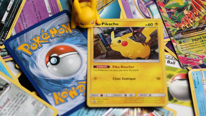25 ans des Pokémon : «On en commande des quantités folles chaque semaine», assure un vendeur