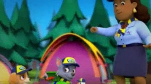 Paw Patrol Season 1 Episode 41,42 Pups Save The Camping Trip Pups And The Trouble With Turtles