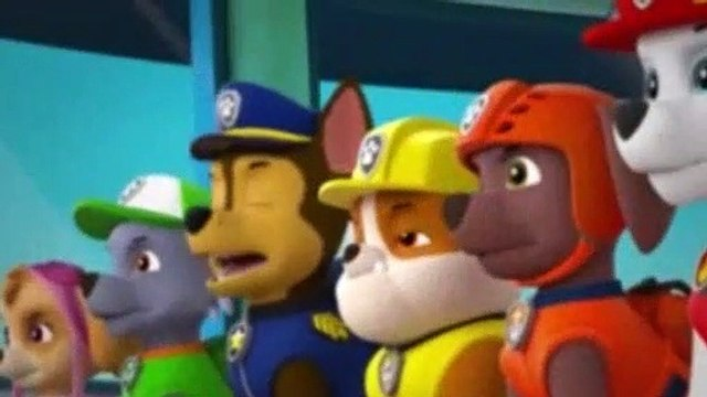 Paw Patrol Season 2 Episode 8 Pups Save The Diving Bell